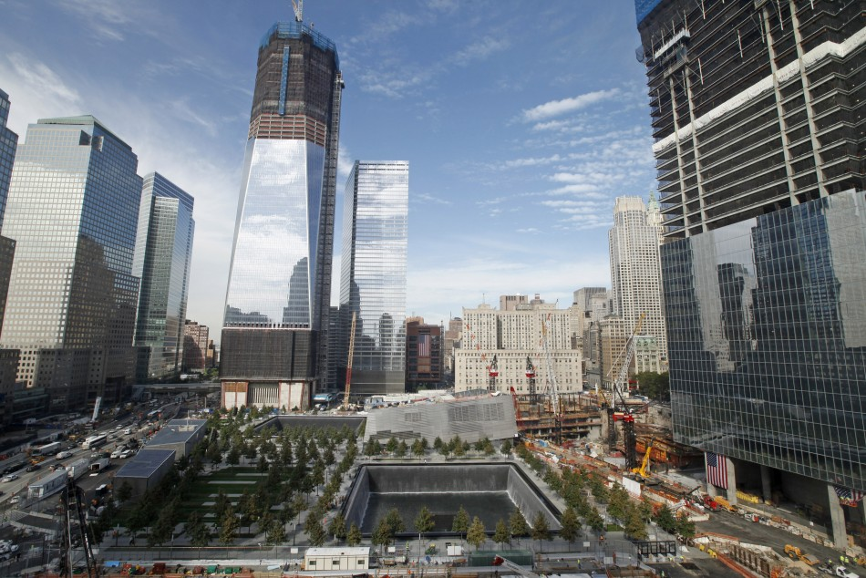 September 11 Ground Zero Memorial