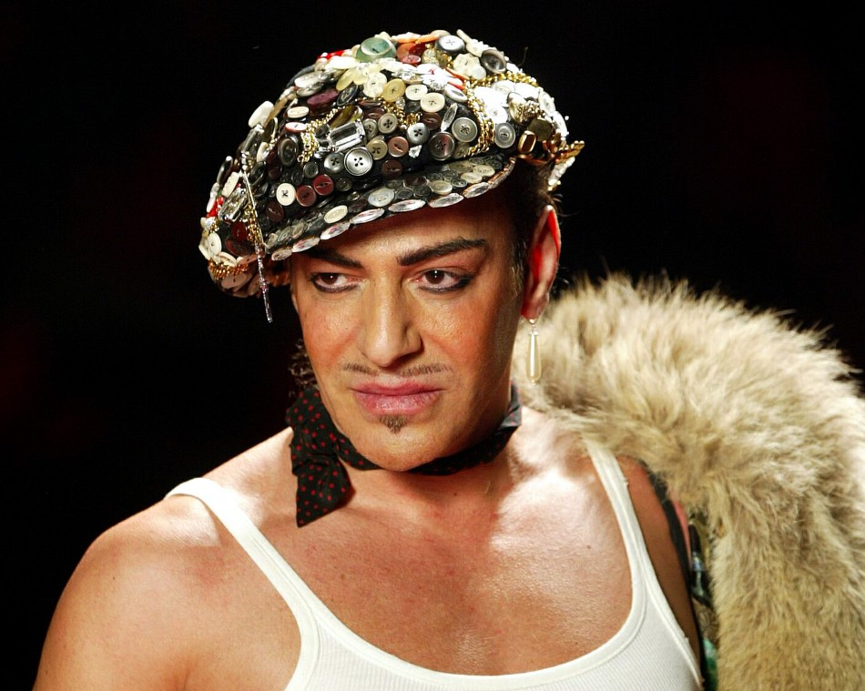 John Galliano replaced by Raf Simons