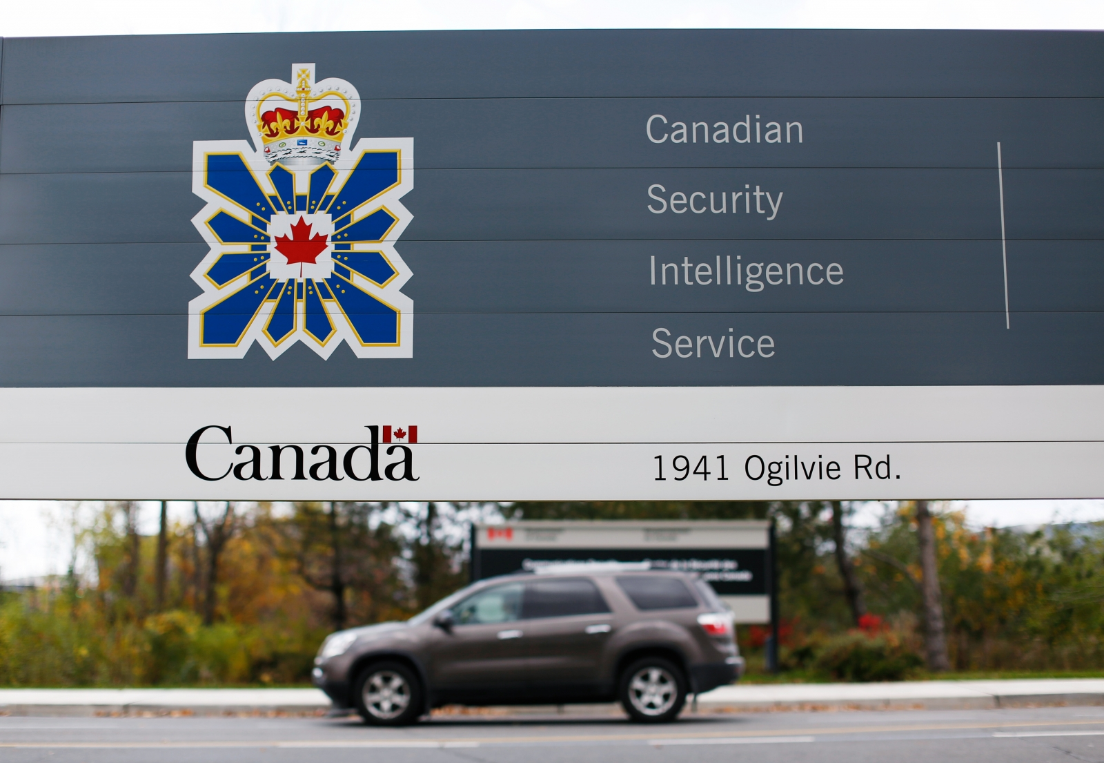 Canadian Security Intelligence Service