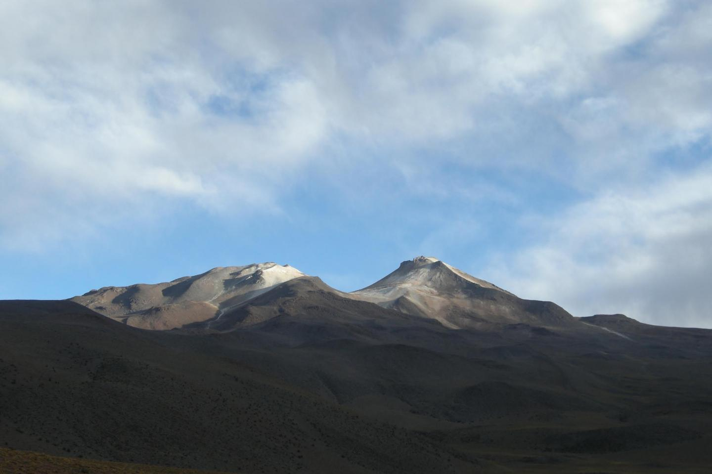 Uturuncu volcano