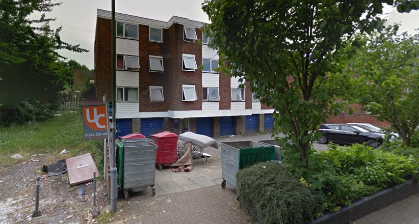 tracey court luton shooting