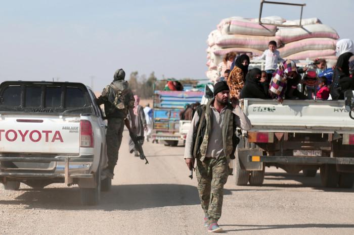 SDF assault Raqqa Syria Isis