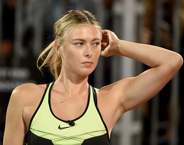 Sharapova to return as United Nations goodwill ambassador after ban ends