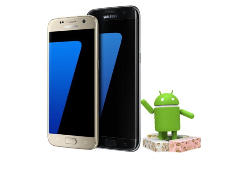 Android Nougat Galaxy Beta Program for GalaxyS7