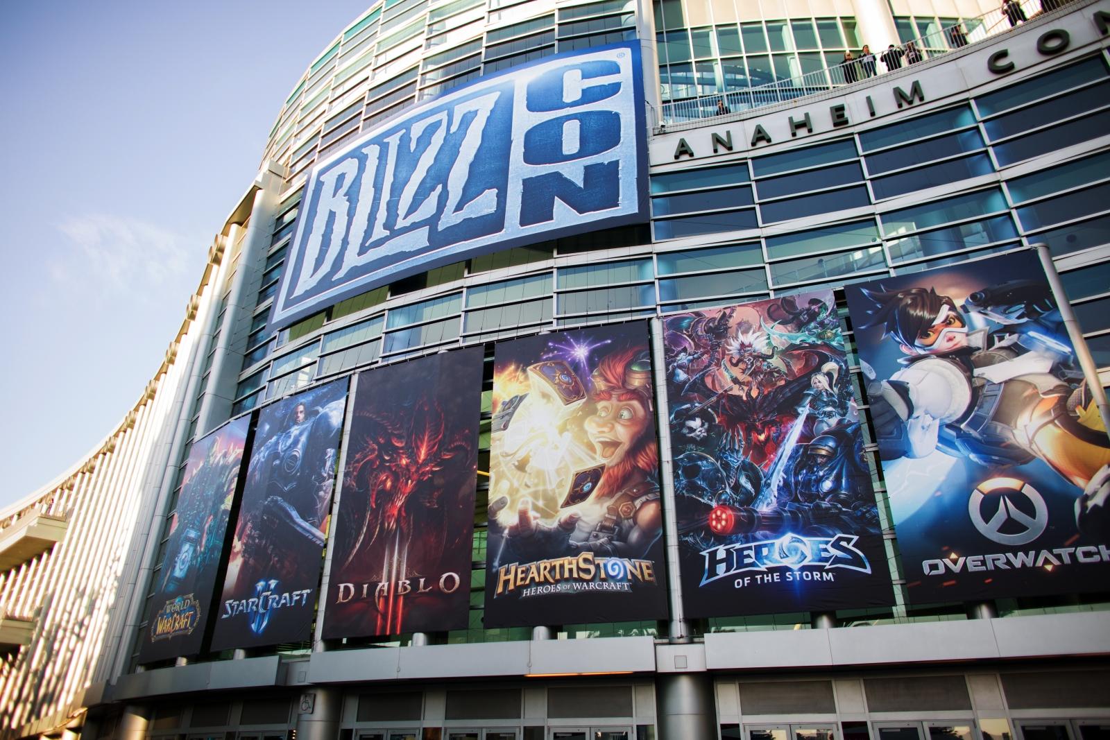 Blizzard announces cancellation of BlizzCon 2020 amid COVID-19 crisis