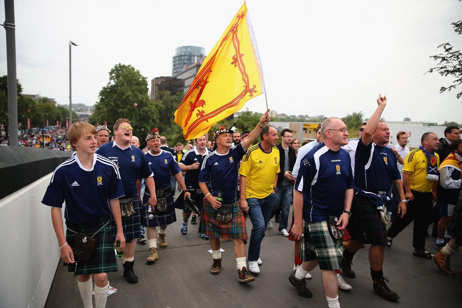 england scotland