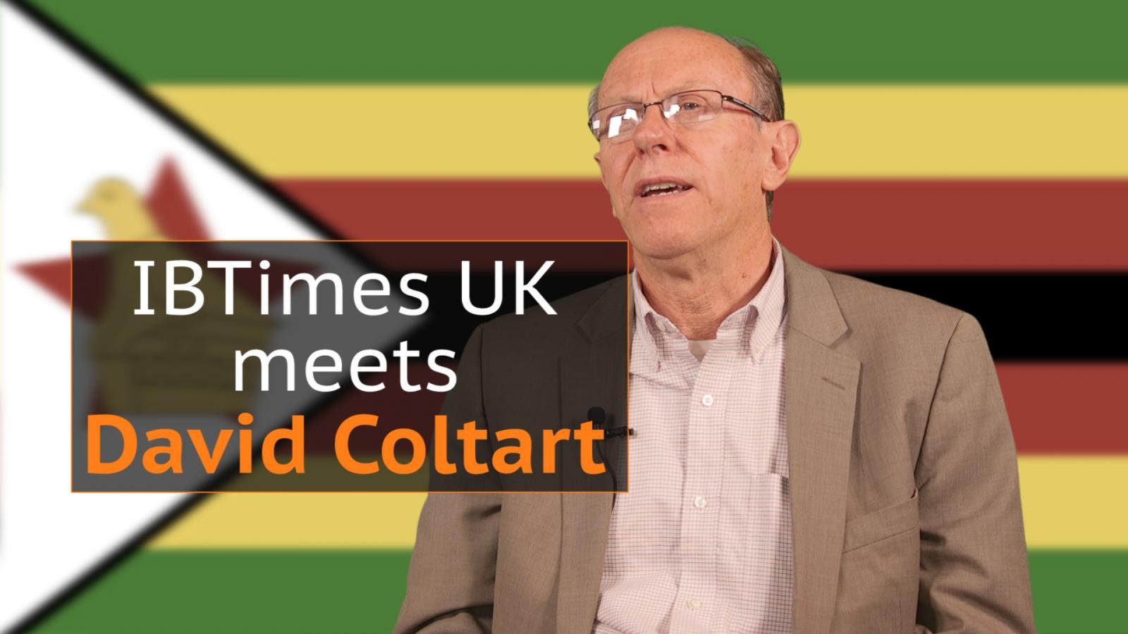 IBTimes UK meets David Coltart