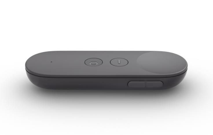 Google Daydream View controller