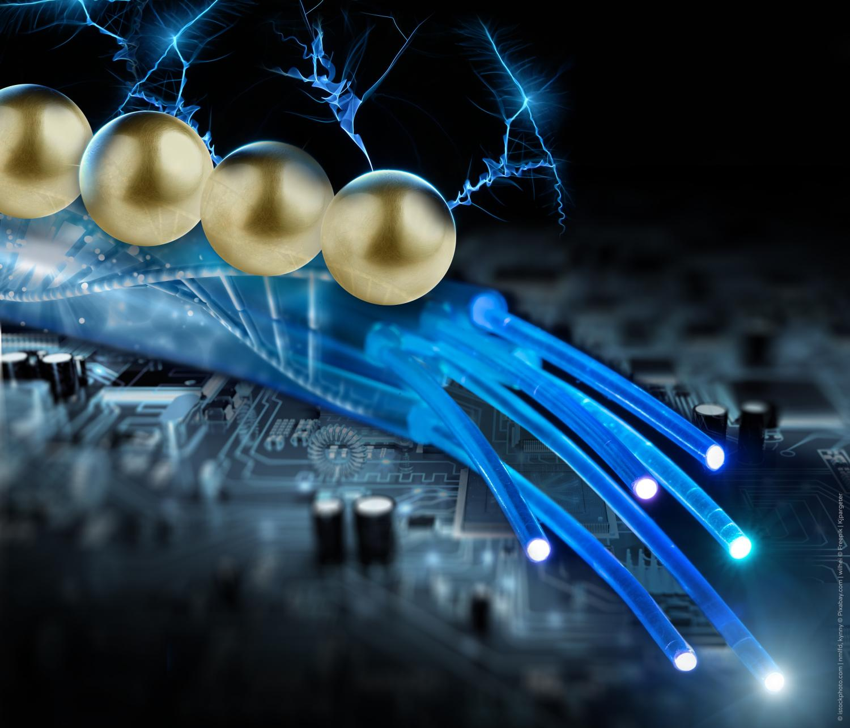 DNA-based gold nanowires