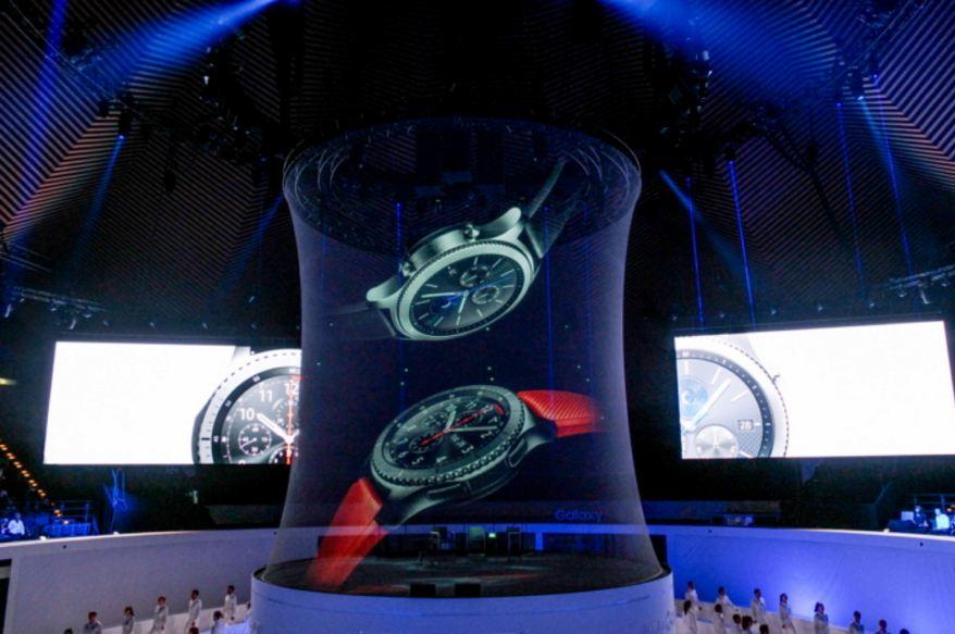 Samsung announces Gear S3 global rollout