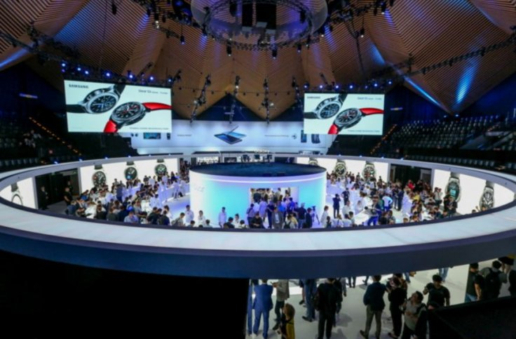 Samsung Gear S3 goes on sale in