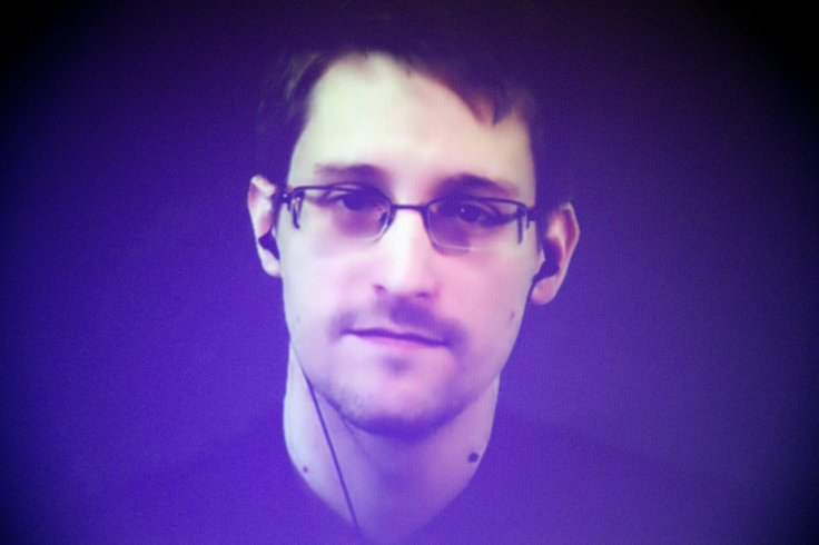 "Edward Snowden tells Americans ""this is a dark moment"" but to not fear Trump"