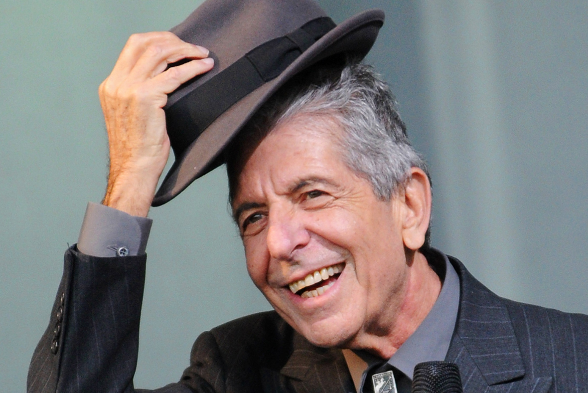 Leonard Cohen Predicted His Death In Final Letter To Dying