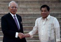 Malaysia\'s Prime Minister Najib Razak