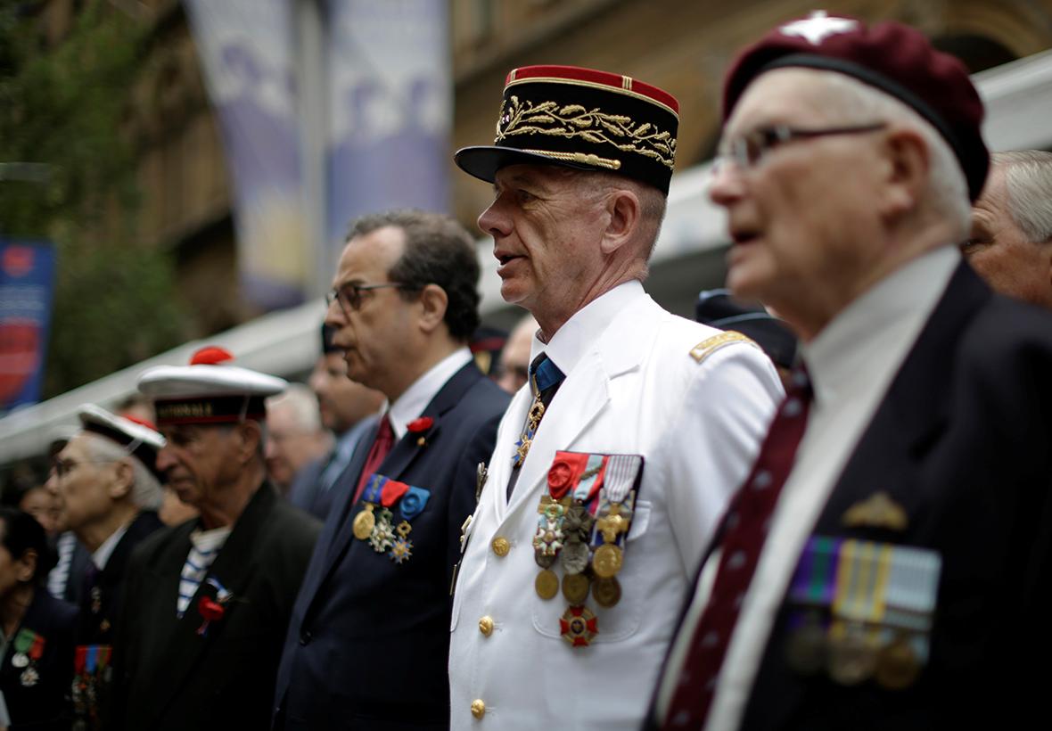 Armistice Day 2016