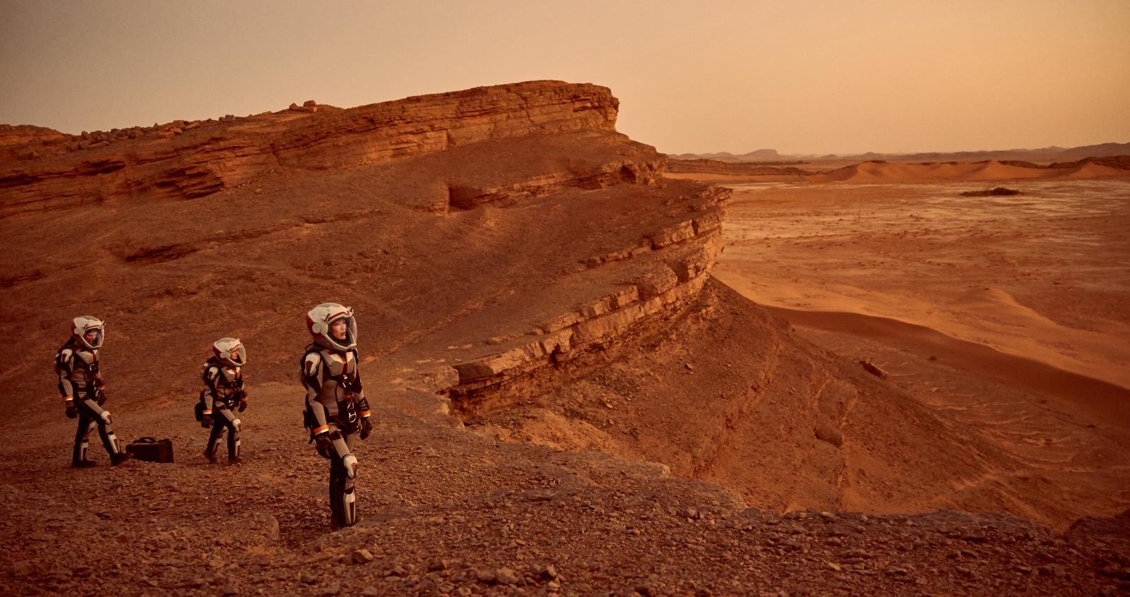 MARS TV show