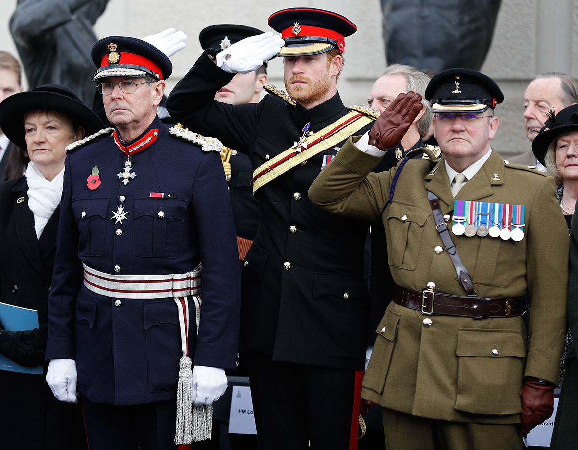 Lest We Forget: Prince Harry leads nation in commemorating ...