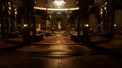 Dishonored 2 Jindosh Clockwork Mansion