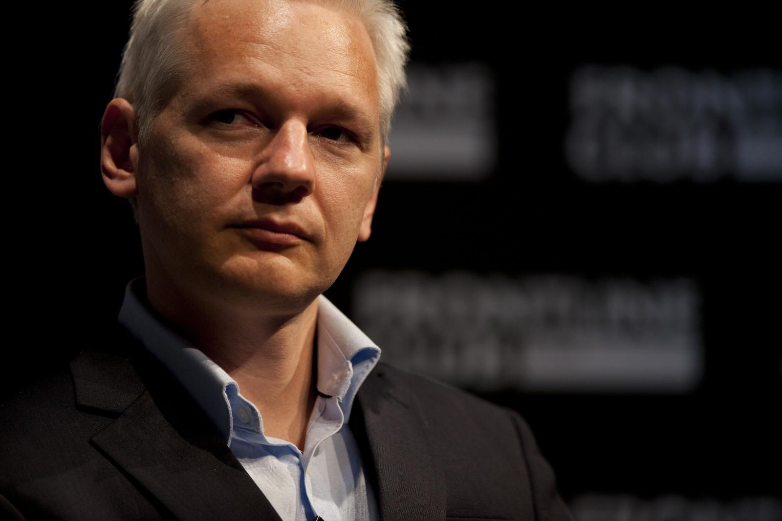 Julian Assange, WikiLeaks founder