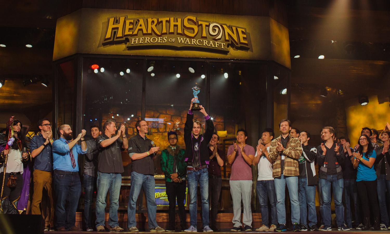 Blizzcon 2016 Hearthstone
