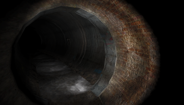 The Guardian VR London sewers