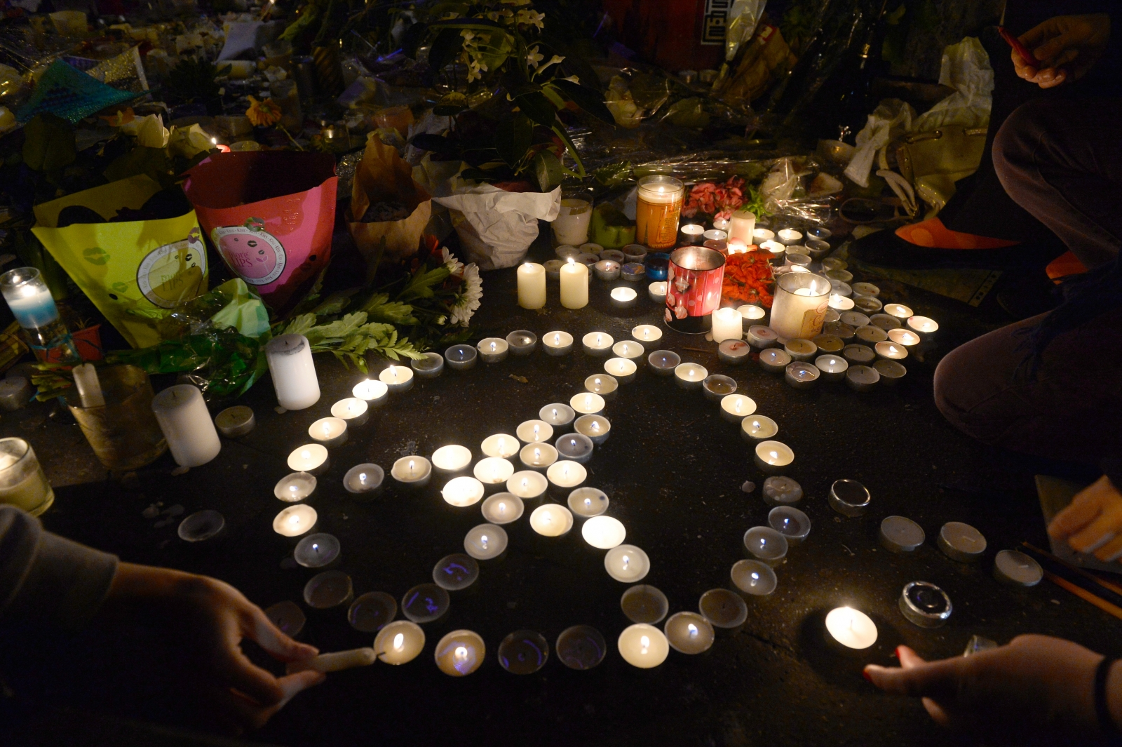 paris attacks anniversary