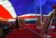 Remembrance Day: Ceremony takes place in Afghanistan