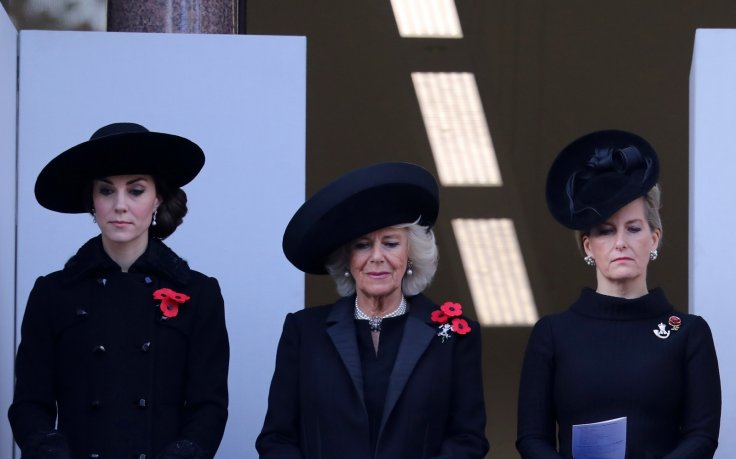 Kate, Camilla, etc