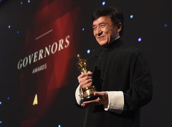 Jackie Chan Oscar Win