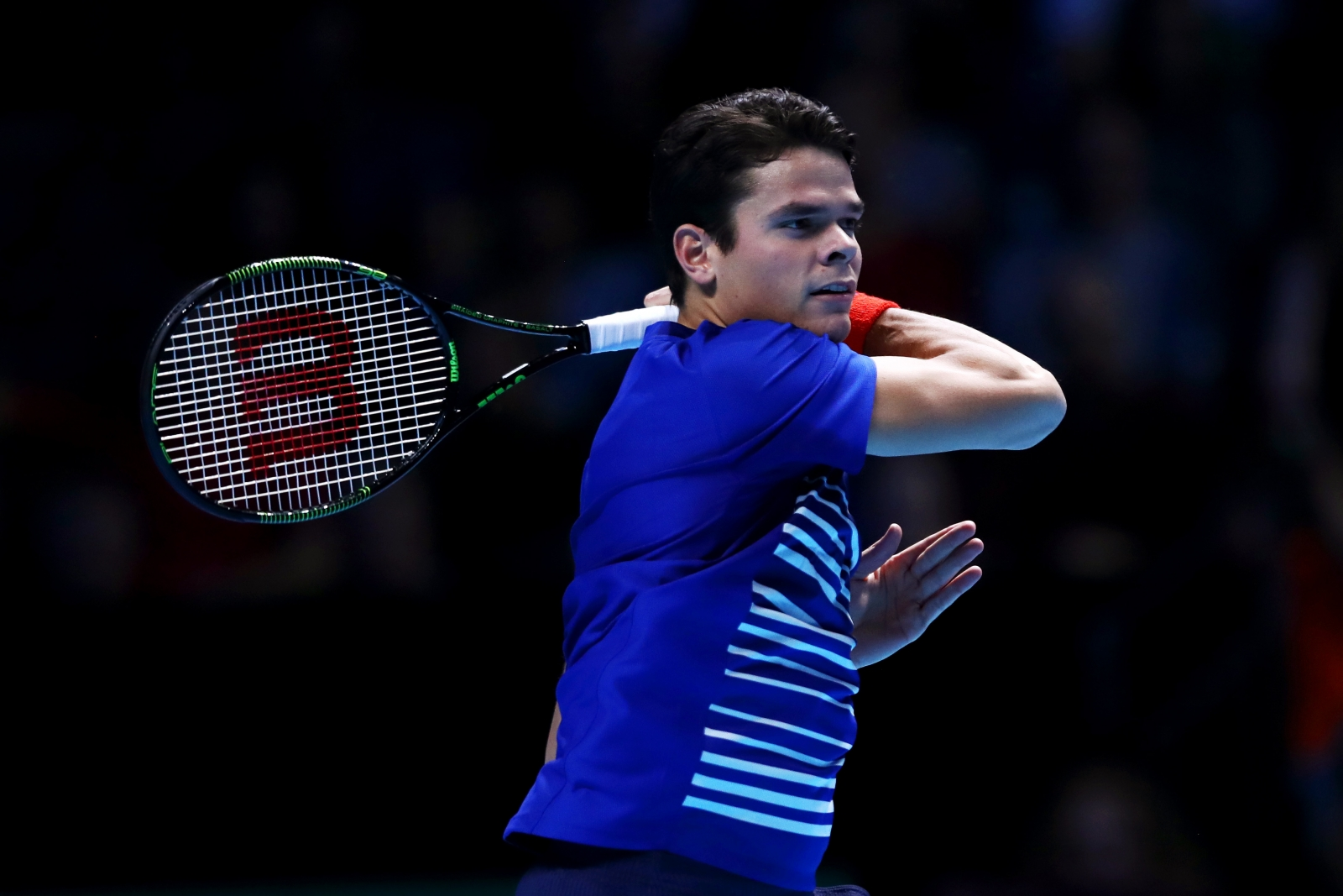 Novak Djokovic and Dominic Thiem Open ATP Finals