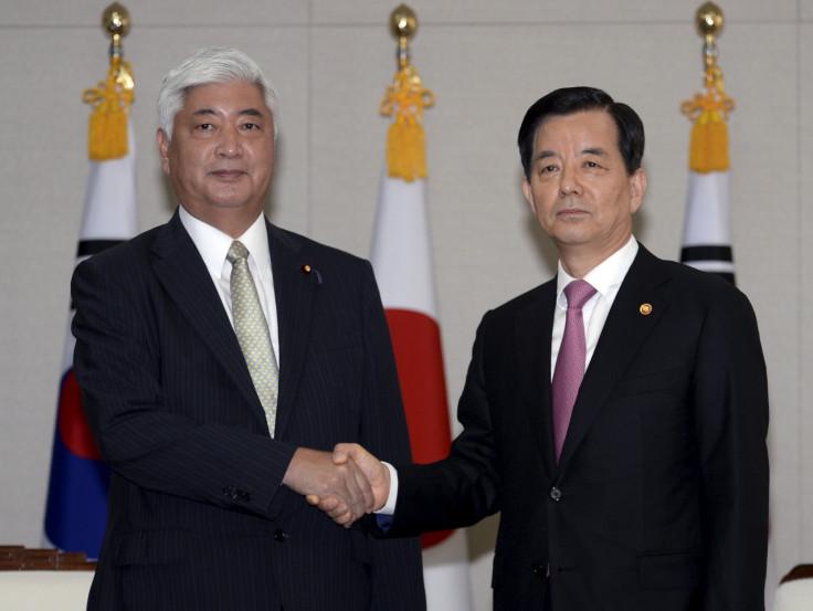 South Korean defence minister Han Min-koo