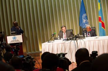 UN visit to DRC
