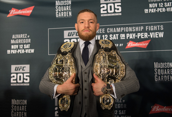 'I'm Coming For Mine Now' - Conor McGregor