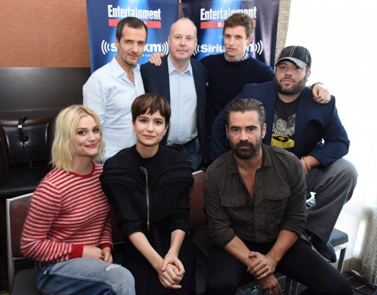 David Yates and Fantastic Beasts cast