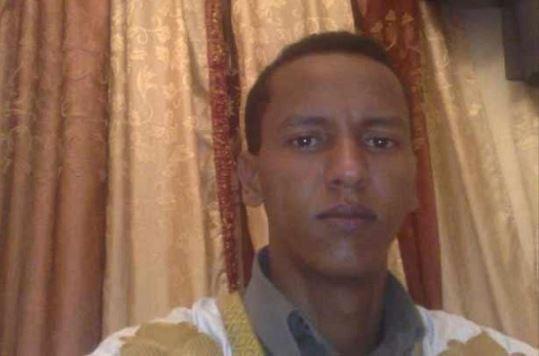 Mauritanian Blogger