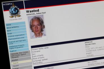 Assange Red Notice