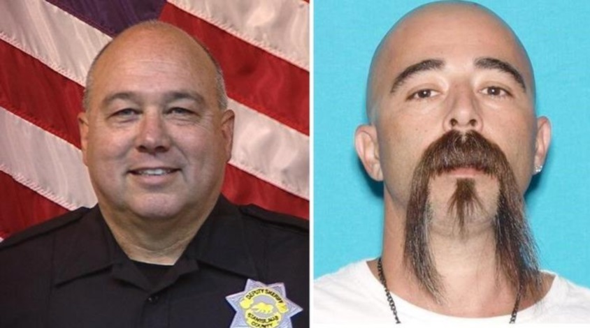 Stanislaus County Sheriff's deputy 'executed' Sunday, suspect still at large