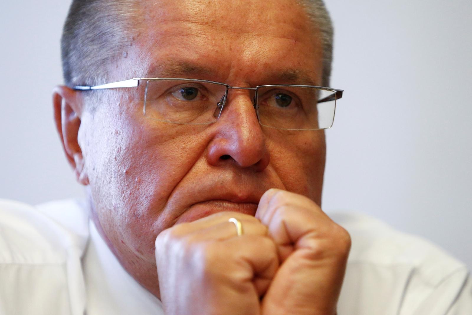 Russia's Economy Minister bribe