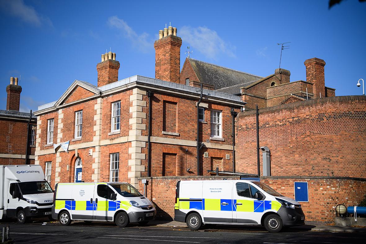 UK Prisons