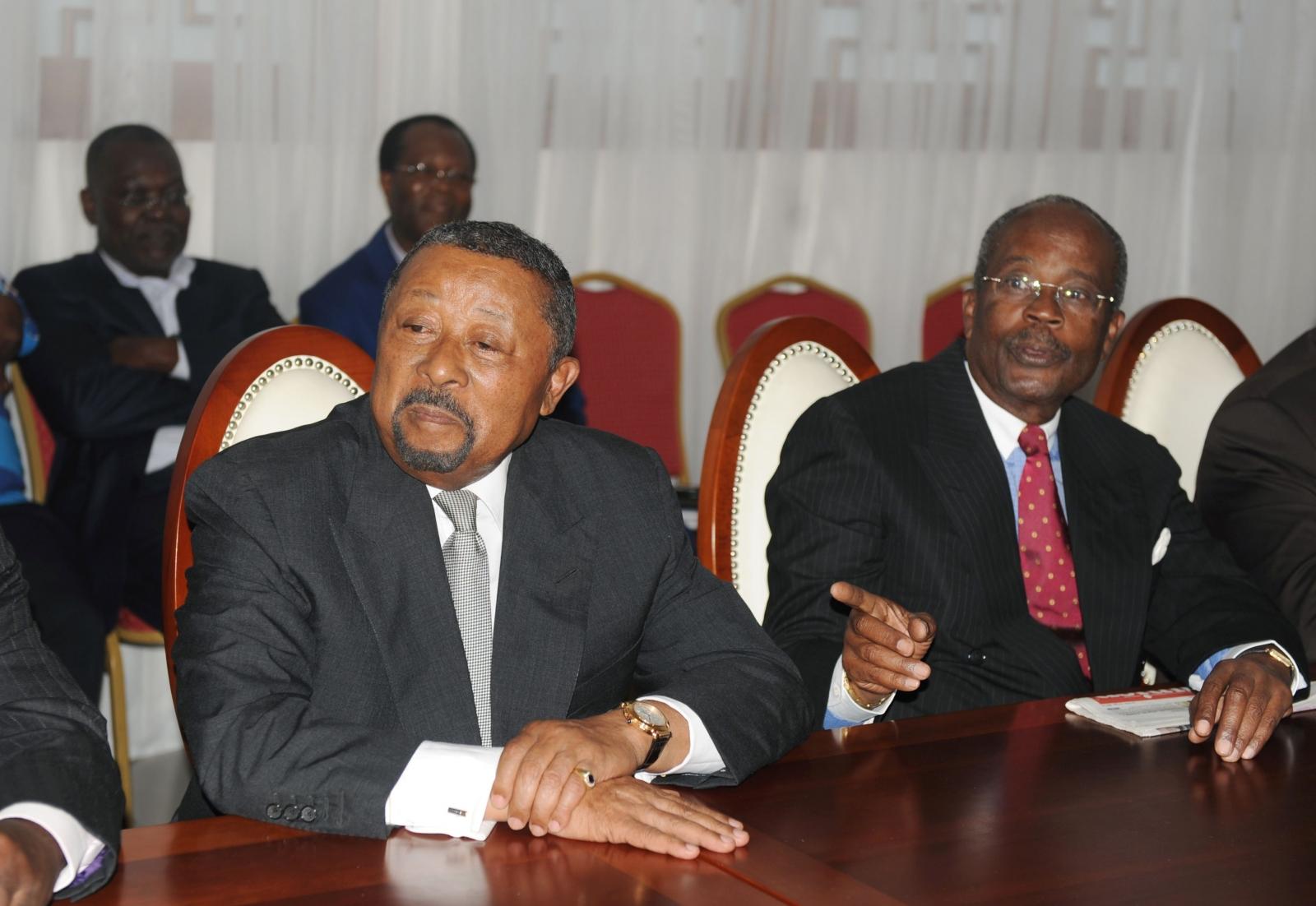 Gabon's opposition