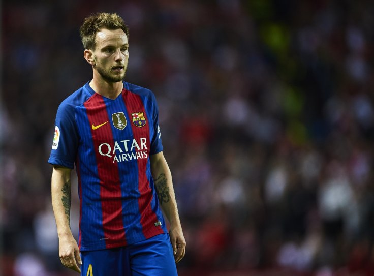 7fdb17f1dc2 Manchester United are believed to be interested in pursuing a deal for  Barcelona midfielder Ivan Rakitic Aitor Alcalde/Getty Images
