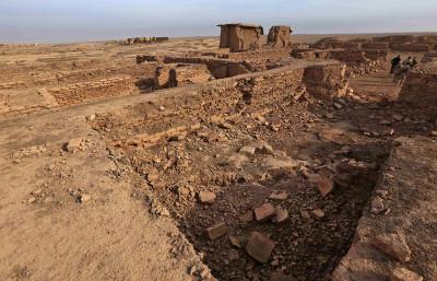 Nimrud Islamic State Isis