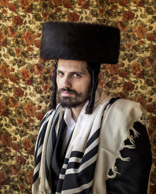 Shimi Beitar Illit, from the series Bei Mir Bistu Shein