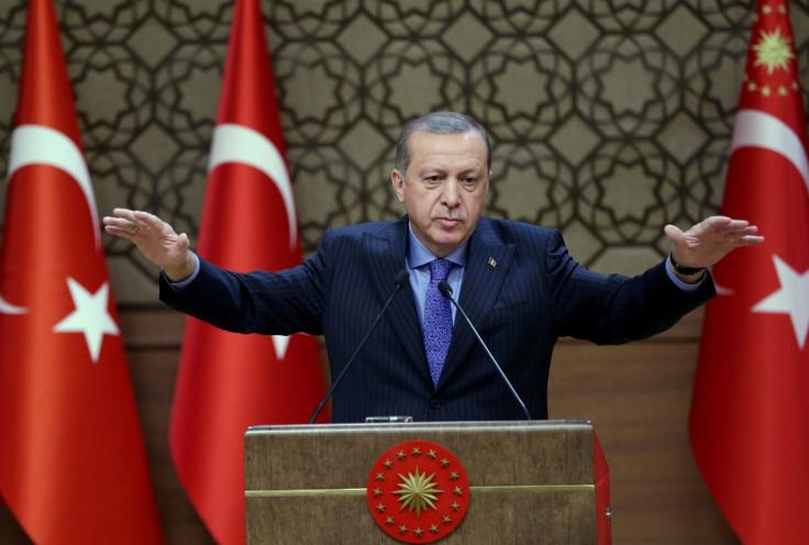 Recep Tayyip Erdogan Pakistan trip