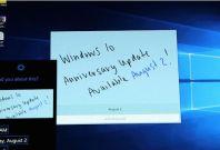 Windows 10 Anniversary Update against ransomware