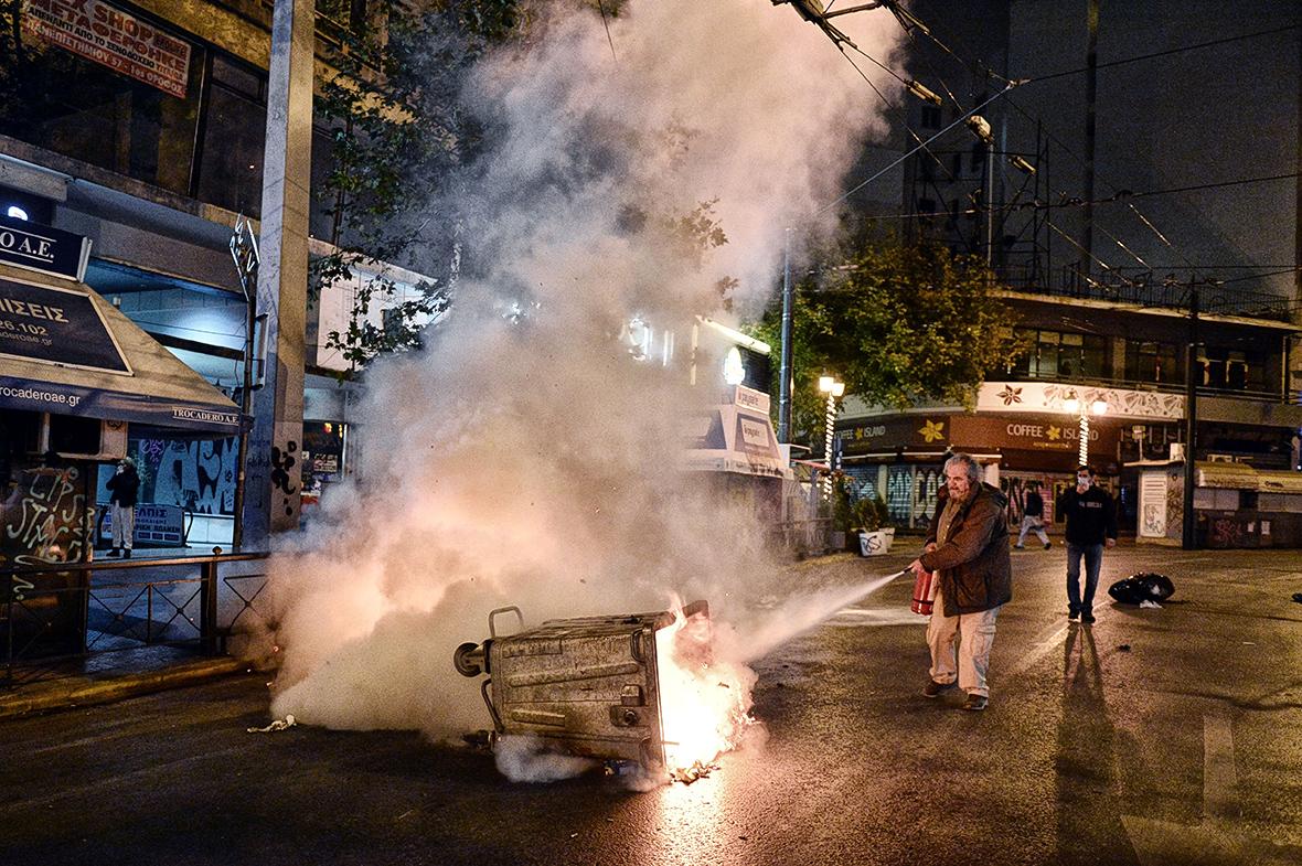 Obama riots