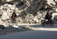 Aleppo bombings 16/11/2016