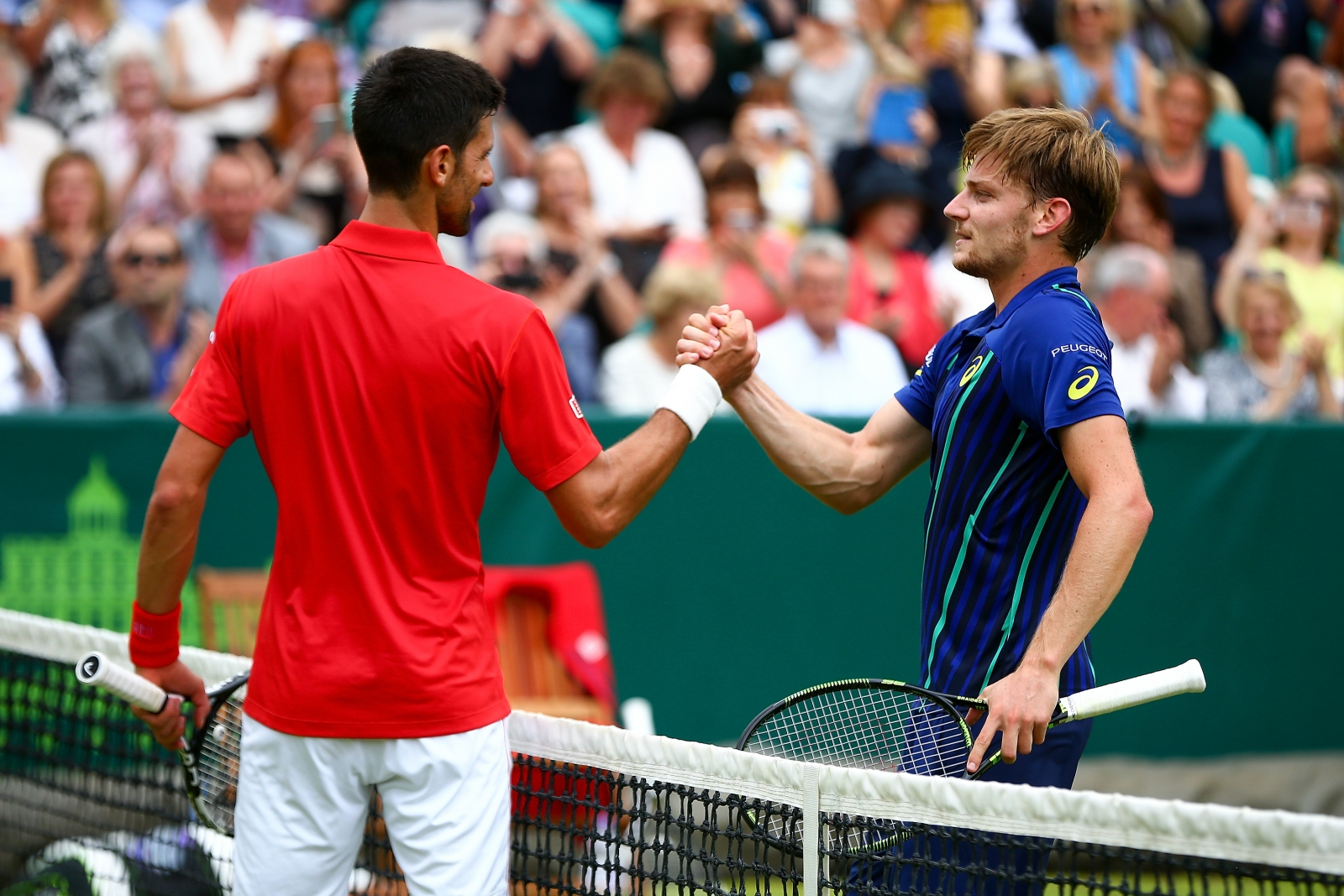 Novak Djokovic vs David Goffin