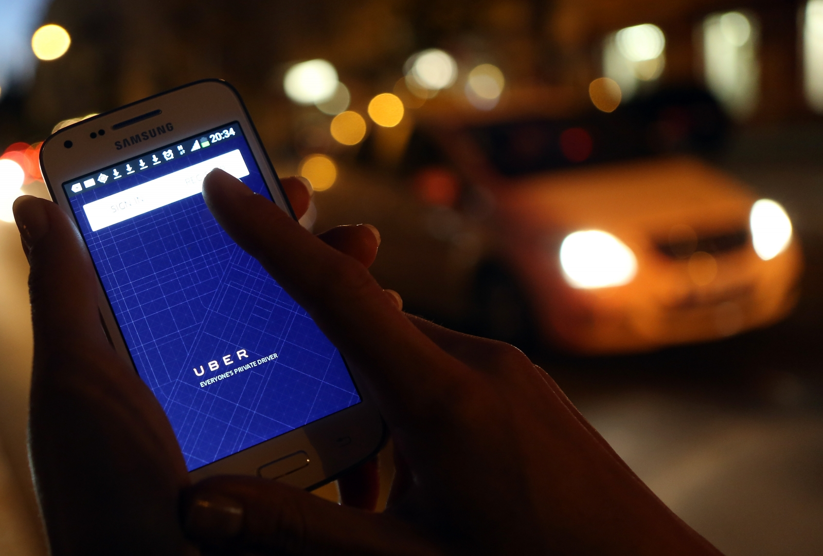 Uber denies spying on Beyoncé, politicians, and you