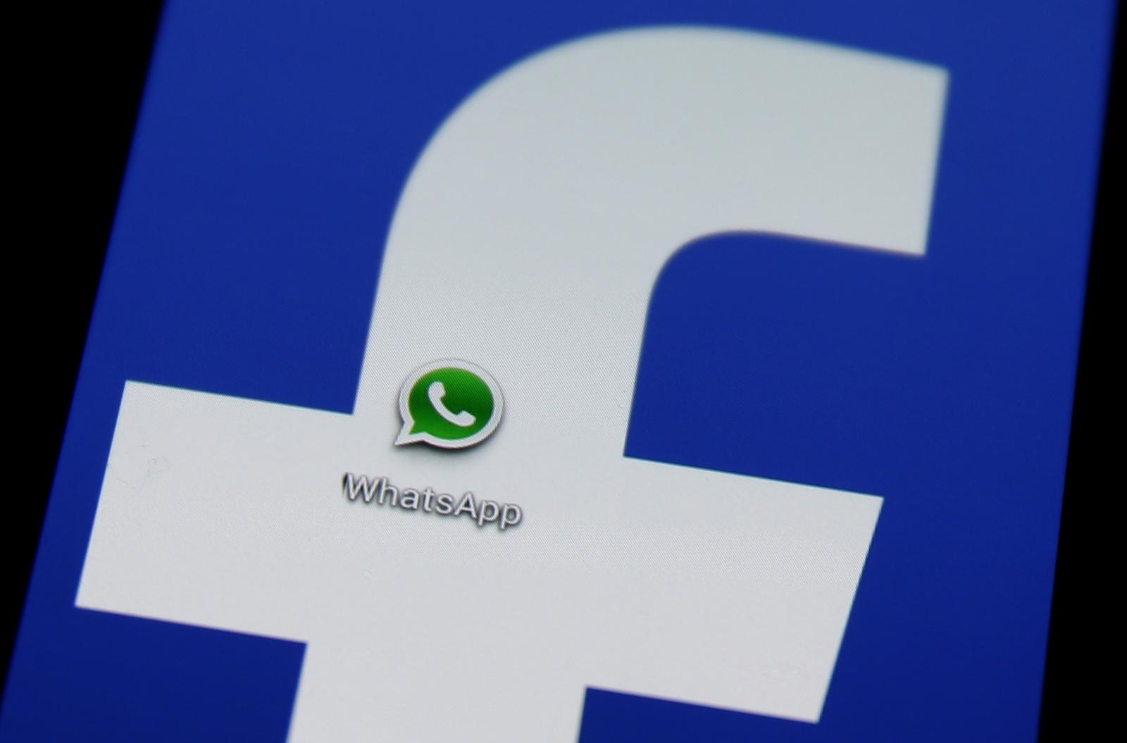 Facebook stops WhatsApp data sharing in Europe